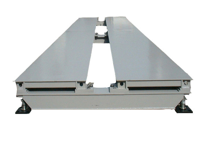 3 - 3.4m Width Vehicle Weighbridge 5 - 24m Length 8mm Beam Thickness Bending