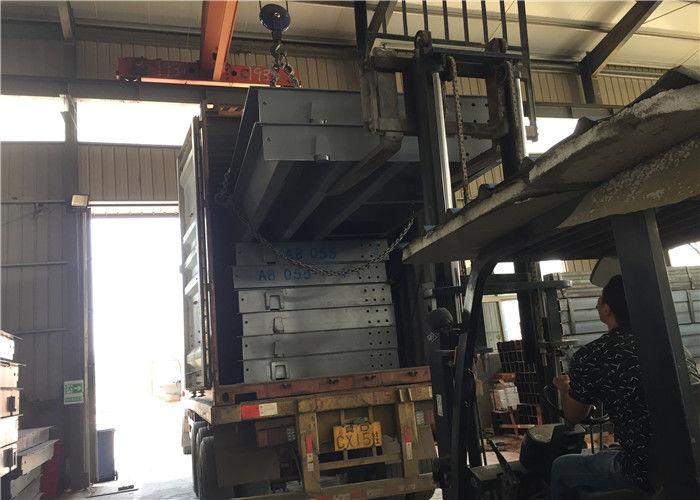Steel Structure 30ton to 150ton Electronic Weight Scales for Trucks